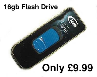 Team 16gb Flashdrive