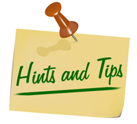 Hints and tips on using your IT Equipment